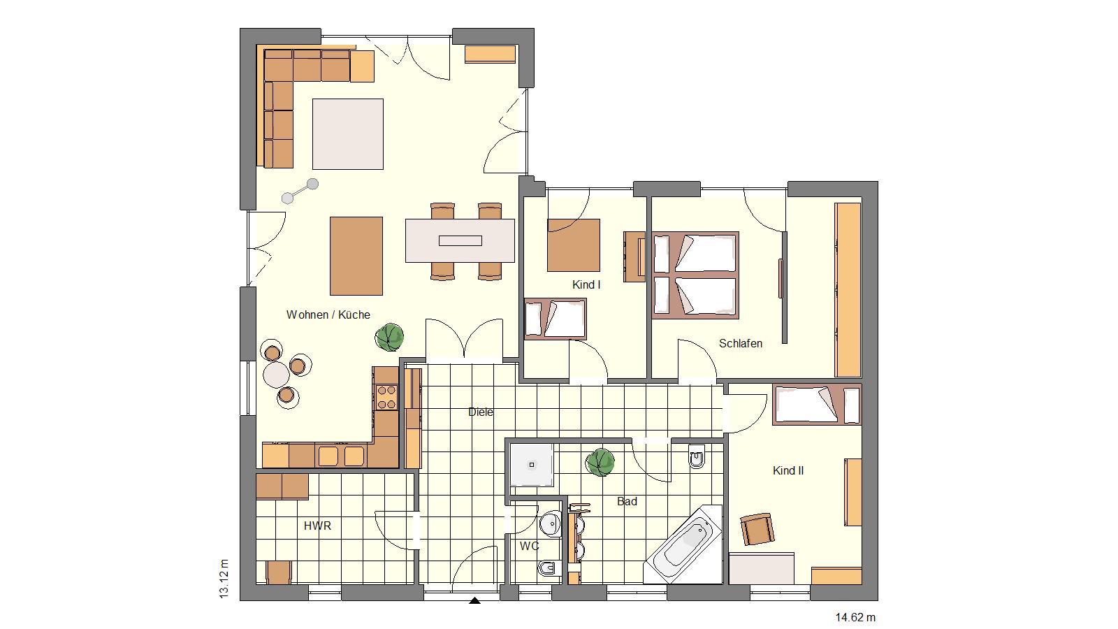 sl bungalow 140 sl bau massivh user in sachsen anhalt magdeburg potsdam. Black Bedroom Furniture Sets. Home Design Ideas